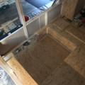 Bodenplatte und Wasserbecken OSB3