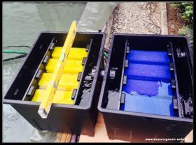 Filteranlage Koi Teich