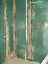 Seitenwand Epoxydharz Wasseragamen Terrarium